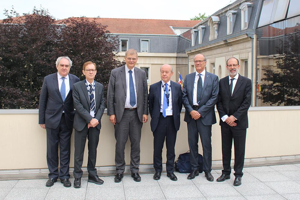Dr Lex Nürnberg meeting between vice presidents and rectors › emlex - european