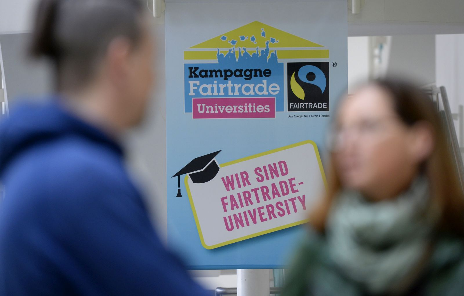 "Towards entry ""FAU is now ""Fairtrade-University"""""