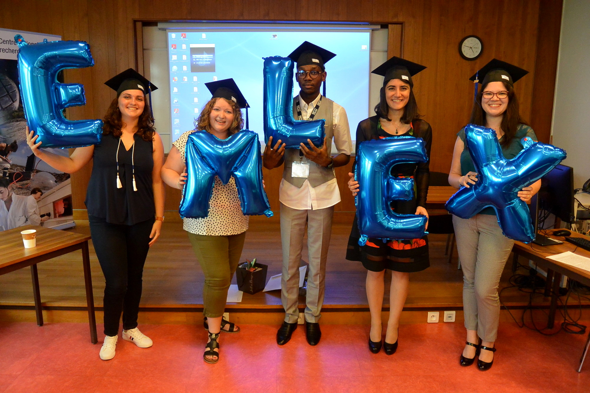 "Towards entry ""Five students of EMLex have successfully graduated at Université de Lorraine"""